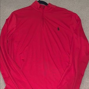 Red Polo by Ralph Lauren Pullover
